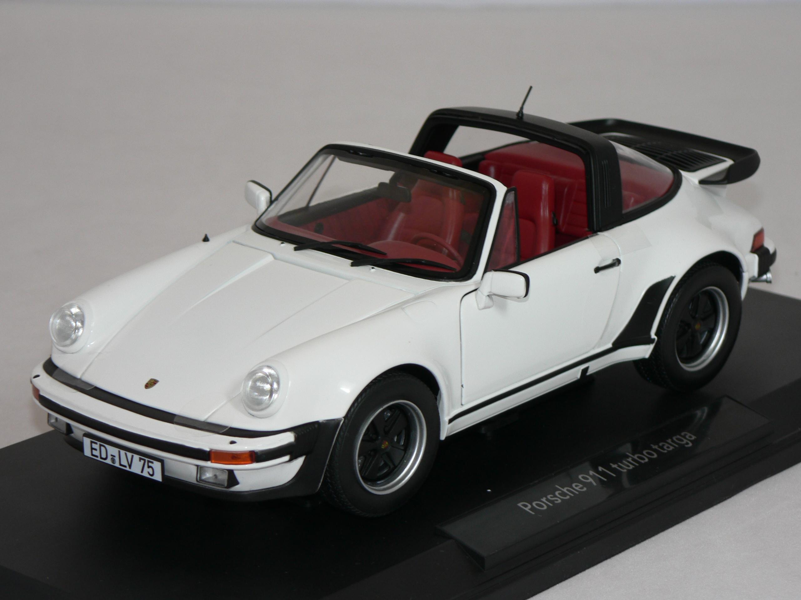 gl modellbilar porsche 911 turbo targa 3 3 1987. Black Bedroom Furniture Sets. Home Design Ideas