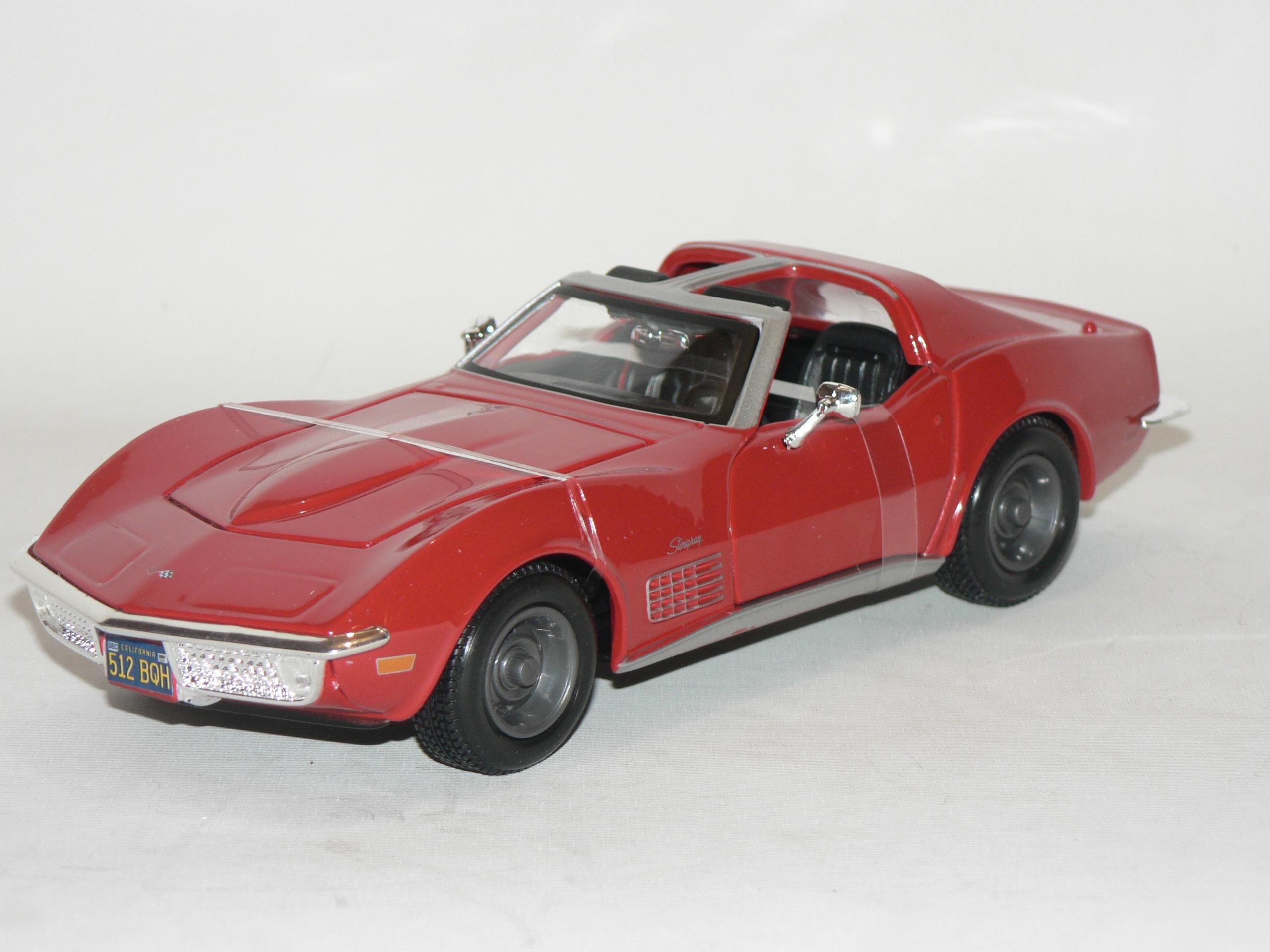 gl modellbilar chevrolet corvette stingray 1970. Black Bedroom Furniture Sets. Home Design Ideas